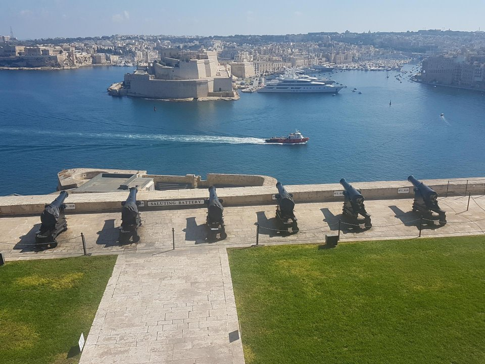 Valletta and useful stuff