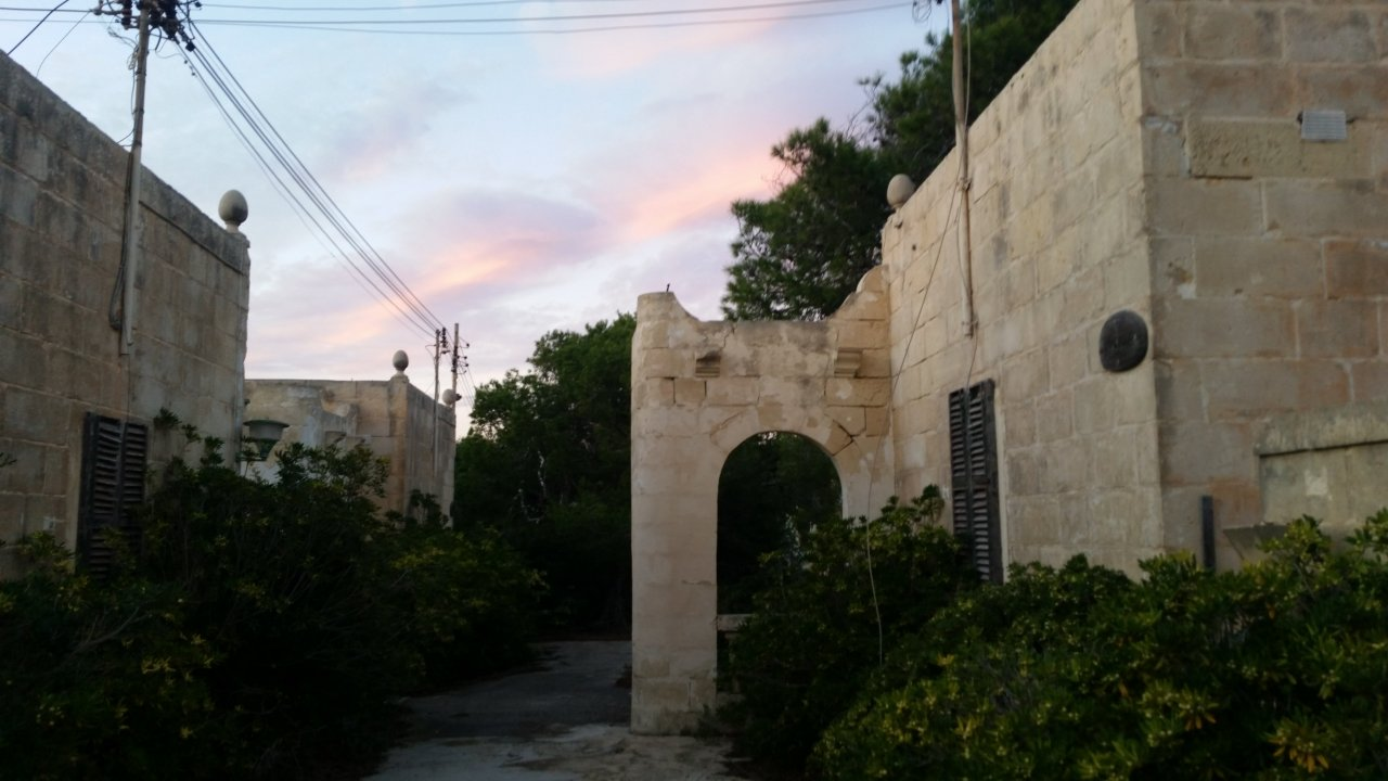 Lost place: Hal-Ferh